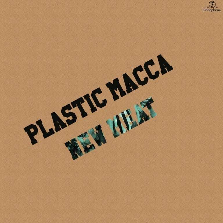 "New Plastic Macca Album ""New Meat"""